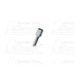 bowdenállító csavar rövid 6x20